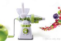 Wholesale 2016 Hot Multifuctional Kids Fruit Juicer Orange Lemon Juice Extractor Fruit Vegetable Juice Machine Household Kitchen Tools