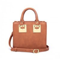 BEAUTIFUL_NI Ladies Fashion Light Candy Couleur Qualité PU Leather Ladies Faction Tote Bags Petite œuvre Sequined