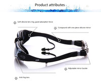 Wholesale Swim Goggles Swimming Goggles No Leaking Anti Fog UV Protection Triathlon Swim Goggles with Free Protection Case for Adult Men Women Youth