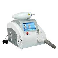 achat en gros de q switched-1064nm 532nm Q commuté Nd Yag laser tatouage sourcil Pigment Removal Machine Cicatrice Acné Remover LLFA