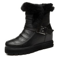Cheap Womens Black Waterproof Snow Boots | Free Shipping Womens ...