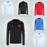 Wholesale New Real for Champions League Training Suit Bayern Tracksuit Sweatshirts jerseys Sportsswear Madrid Chelsea Juventus