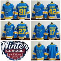 alex white - Ice Hockey Winter Classic Jerseys St Louis Blues Vladimir Tarasenko David Backes Alex Pietrangelo Jaden Schwartz Steen