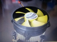 Wholesale yellow plastic with low silence and high quality cooler