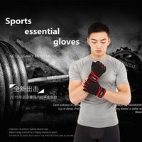 Fingerless Gloves Microfiber Woman Gym Body Building Training Fitness Gloves Men Women Fitness Exercise Workout Weight Lifting Sport Gloves