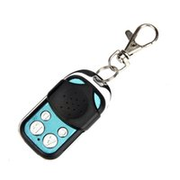 Wholesale Pc Remote Control Electric Gate Cloning Key Fob Remote Control for Car Garage Door mhz Remote Control High Quality