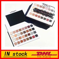 Wholesale 2016 New Limited EditionCosmetics Lorac Mega Pro Palette Eyeshadow Colors Palette Shimmer Matte Brands Eye Shadow Palette Makeup