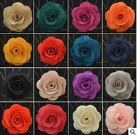 african mountains - Ms manual cloth art brooch mountain big camellia corsage CM in diameter colors shipping free