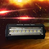 Wholesale New arrival Led W Strobe Light For Party Disco DJ Bar Light Show stroboscope Strong Flash Light