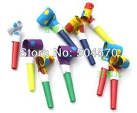 Wholesale Party Supply Birthday Kid s Toys Funny Blowouts whistle stick Take home favor for Guests