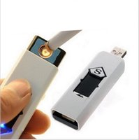ads electronics - Environmental USB lighters ads lighters Individuality creative gifts electronic cigarette lighter