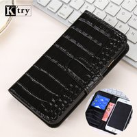 alligator card case - Luxury Alligator Pattern Wallet Case for Huawei Mate S Flip Case with Button for Huawei Mate G8 G7 Enjoy S