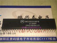 alarm dvd - MC68008P MC68008P8 MC68008P10 BIT MICROPROCESSOR old cpu dual in line pin dip plastic package PDIP48 vintage chips processor