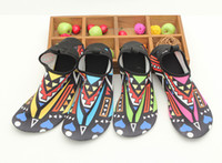 Wholesale Men Women Skin Soft Sandals Swimming Rowing Surfing Shoes Snorkeling Diving Wading Shoes Beach Sport Yoga Summer Shoes