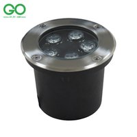 ac floors - LED Underground Lamps W V IP67 Buried Recessed LED Outdoor Ground Garden Path Floor Yard Lamp Landscape Light RGB Engineering Lights