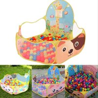 Wholesale High Quality Large Funny Portable Ocean Ball Pit Pool Outdoor Indoor Kids Pet Game Play Children Toy Tent Kids Tent