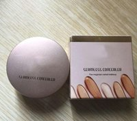 Wholesale New stocking Nude Concealer foundation Makeup waterproof grooming block defect whitening in stock colors