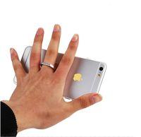 Wholesale Hot car phone holder mobile phone ring ring metal mobile phone holder can be customized logo