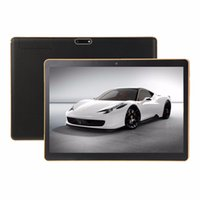 Wholesale 10inch core Tablet PC Octa Cores X1600 IPS RAM GB ROM GB MP WIFI G Dual sim card Wcdma GSM Tablets Android6