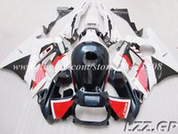 Carenados de alta calidad para Honda CBR 600 F2 91-94 CBR600 F2 1991-1994 1992 1993 CBR600 F2 91 92 93 94 # f4r29 negro blanco rojo