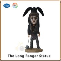 polyresin statue - The Long Ranger Fans Collection Collectible Figurine Polyresin Statue