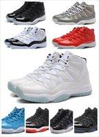 achat en gros de enfants de gros chaussures chaudes-Enfants originaux enfants en gros rétro 11 XI chaussures de basket-ball hommes Sneakers bon marché de haute qualité chaussures de sport chauds de vente Taille 5.5-13