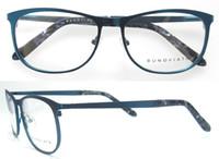 Wholesale Vintage Eyeglasses Frame Women Men Retro Oval Metal Frame Clear Lens Eye glasses Nerd Spectacles High Quality Brand Eyewear B5009