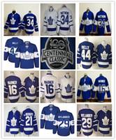 Wholesale 2017 Toronto Maple Leafs Centennial Classic th Anniversary Jerseys Hockey William Nylander Mitch Marner Matthews Rielly