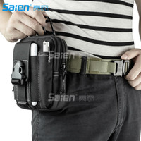 Wholesale OneTigris Tactical Outdoor Bag Compact MOLLE EDC Pouch Utility Gadget Pouch Portable Military Belt Waist Bag Pocket Organizer