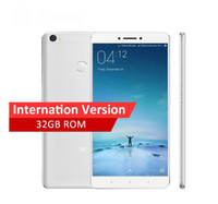 achat en gros de sim max-Original Xiaomi Mi Max Prime International Version 3 Go RAM 32 Go ROM 6.44