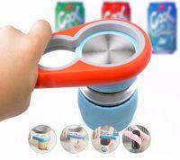 Wholesale Bottle Opener Kitchen Multifunction in Cans Jar Opener Corkscrew Cap Accessories Kitchen Supply DHL Free