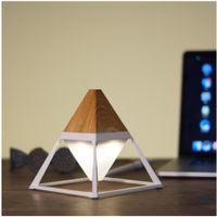 Wholesale Carola LED Table Lamp Android Charging Home LED Lights Original Version Special Customized Mah Led Desk Light Light wood