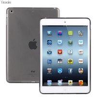 Wholesale Case for Apple iPad High Quality Soft Transparent TPU Crystal Clear Ultra Slim Protective Shell Skin for iPad