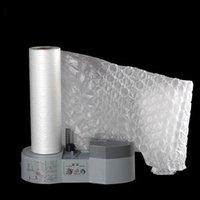 achat en gros de rouleau de couette-601B Un rouleau de couette Films de coussin d'air petit Compatible avec Mini Pak'r et autres machines à coussin d'air W400mm X L450m