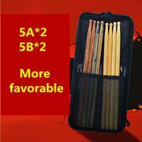 Wholesale Recommended Colorful Bamboo Drumstick Bag Case B A Drum Kit High Quality Color Export Accessories Parts More Many Pro Musical