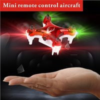 Wholesale Mini aircraft no head model G remote control remote control aircraft children s toys Christmas gifts One key tumbling