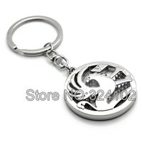 acura key ring - Interior Accessories Key Rings TOP Griffin Bird D Car Metal Key ring Key VXR Chain For vauxhall DHL Free