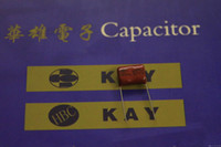 ac through capacitor - A pack of CBB81 PPS C V MM HIGH VOLTAGE METALLIZED POLYROPYENE FILM FOIL CAPACITOR