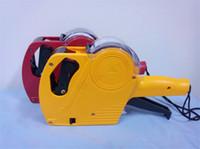 MX-5500 8 chiffres Prix étiquette Tag Pistolet Etiqueteuse Etiquetage Arma +1 Encre pour magasin de supermarché shop store
