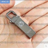 Wholesale DHL shipping GB GB GB GB GB High quality HP v250w USB flash drive pendrive memory stick U disk USB External storage disk U disk