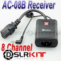 ac trigger - DSLRKIT channel Wireless Studio Flash Trigger Receiver AC B RX