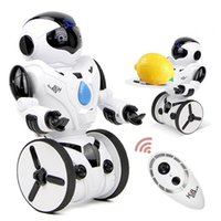balance service - Intelligent Remote Control Robot Smart Services Full Time Dancing Working Balance Inductive Load Charging RC Toy Gift