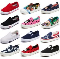 Wholesale 2016 High quality Kids Shoes Kids Children superstar Casual Shoes GOLD and black White Real Picture EUR EUR