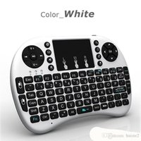 Wholesale DHL Air Mouse Combo G Mini i8 Wireless Keyboard with Touchpad for PC Pad Google Andriod TV Box Xbox360 PS3 HTPC IPTV Smartphoones OTG
