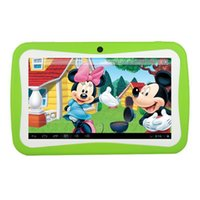 best android tablet with camera - Cheapest Kids Tablets inch Android Kid Tablet PC RK3126 Quad Core Bluetooth GB GB With Games Apps Best Gifts for kids