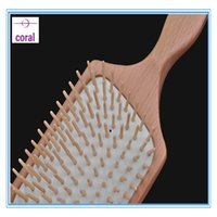 Wholesale High quality and hot sales Care airbag head scalp meridian massage a comb curly hair comb anti static air cushion plate bread