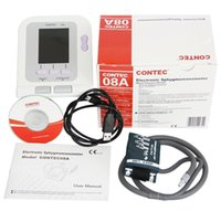 Wholesale CONTEC08A Vet Veterinary TFT digital Blood Pressure Heart Beat Monitor NIBP animal use BP Monitor