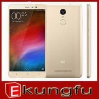al por mayor xiaomi phone-Original Xiaomi Redmi Nota 3 Pro Primero Snapdragon 650 32GB ROM Teléfono Móvil 5.5