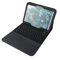 10 pulgadas inalámbrico teclado Bluetooth tableta para Samsung Galaxy Tab 4 T530 Tabl 3 P5200 PU cubierta de cuero de protección inteligente