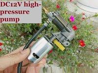 automotive vacuum pumps - 1pcs DC12V A Automotive Portable High Pressure Inflator Vacuum Micro Pump